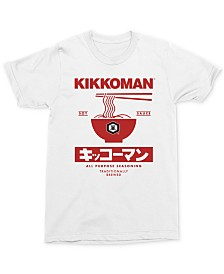 Kikkoman Noodles Men's Graphic T-Shirt