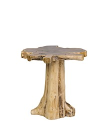 Grafton Specialty Teak Accent Table