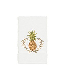 Turkish Cotton Welcome Embellished Hand Towel