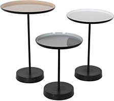 Stepping Stone 3pc Table Set, Quick Ship