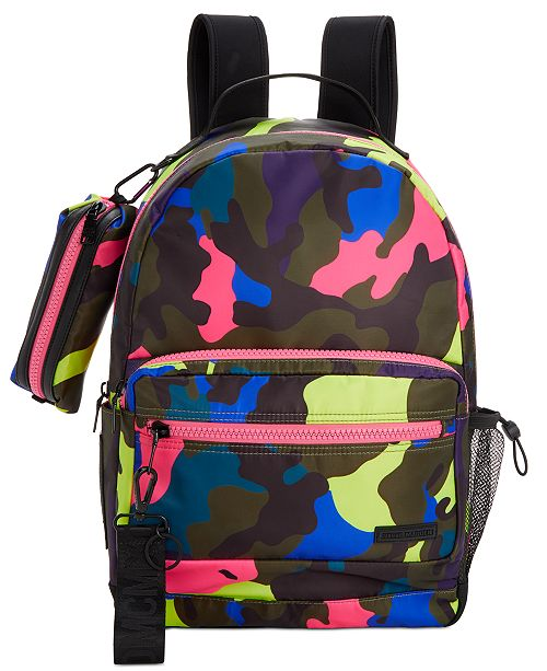 Steve Madden Clara Backpack With Pencil Case
