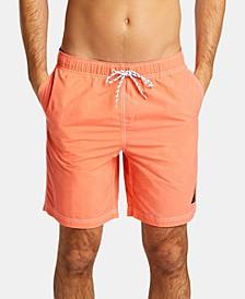 "Men's Quick Dry Nylon  8"" Swim Trunks"
