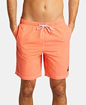 63815fd1b0 Orange Mens Swimwear & Men's Swim Trunks - Macy's
