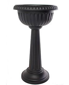 Grecian Urn Pedestal Planter
