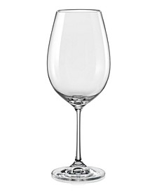Viola Red Wine Glass 18.5 Oz, Set of 12