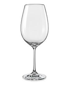 Red Vanilla Viola Red Wine Glass 18.5 Oz, Set of 12