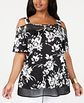331a9f6c7 Off the Shoulder Tops: Shop Off the Shoulder Tops - Macy's
