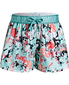 Big Girls Play Up Printed Shorts
