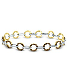 Red Carpet® Diamond Link Bracelet (2-5/8 ct. t.w.) in 14k Gold & White Gold