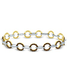 Le Vian Red Carpet® Diamond Link Bracelet (2-5/8 ct. t.w.) in 14k Gold & White Gold