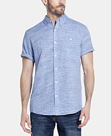 Weatherproof Vintage Men's Regular-Fit Stripe Shirt