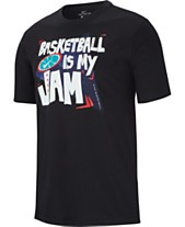 6149457a3473c Nike Men's Dri-FIT Graphic Basketball T-Shirt