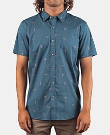 Men's Amigos Printed Pocket Shirt
