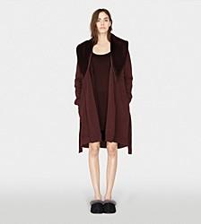 Blanche II Double-Knit Fleece Robe