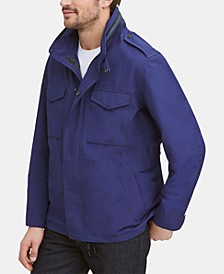Men's Water-Resistant Packable Field Jacket