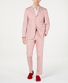 Men's Slim-Fit Pink Sport Coat & Pants