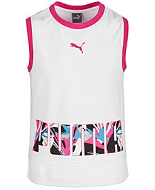 Big Girls Logo Tank Top