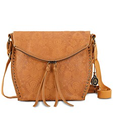 Silverlake Leather Crossbody
