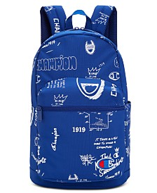 Champion Big Boys Supersize Logo Backpack