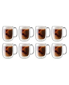 ZWILLING Sorrento Plus Coffee glass Mug, Buy 6 get 8!