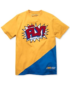 Born Fly Men's Big & Tall Graphic T-Shirt