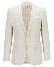 BOSS Men's Hutsons4 Slim-Fit Jacket
