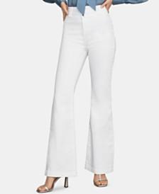 BCBGMAXAZRIA Wide-Leg Jeans