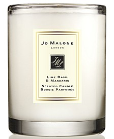 Lime Basil & Mandarin Travel Candle, 2.1-oz.