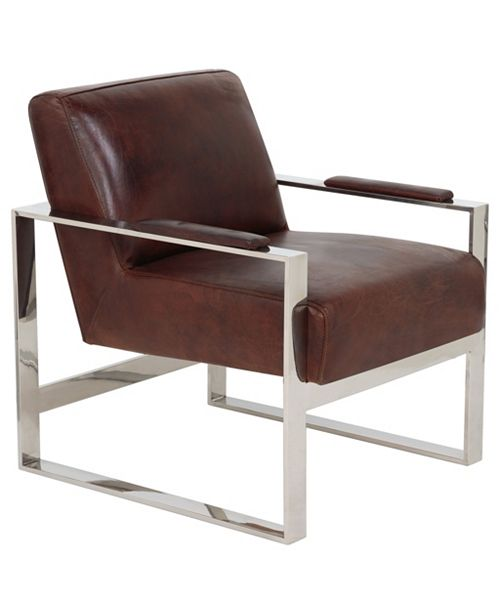 Safavieh Parkgate Occasional Leather Chair