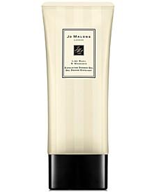 Lime Basil & Mandarin Exfoliating Shower Gel, 6.7-oz.