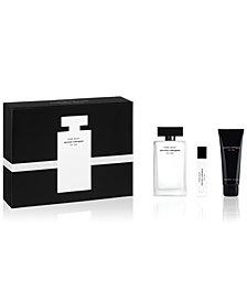 Narciso Rodriguez 3-Pc. For Her Pure Musc Eau de Parfum Gift Set