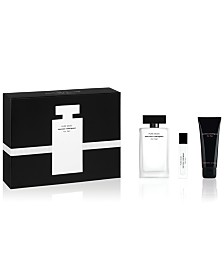 Narciso Rodriguez 3-Pc. For Her Pure Musc Eau de Parfum Gift Set