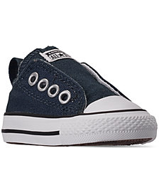Converse Toddler Boys' Chuck Taylor All Star Slip Casual Sneakers from Finish Line