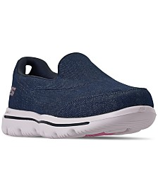 Skechers Women's GOwalk Evolution Ultra - Belief-X Walking Sneakers from Finish Line