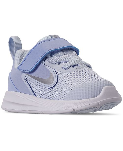 1afdbee32b96 Nike Toddler Girls  Downshifter 9 Running Sneakers from Finish Line ...