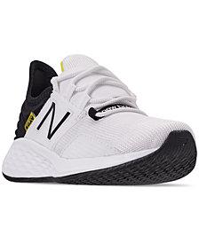 New Balance Boys' Fresh Foam Roav Running Sneakers from Finish Line