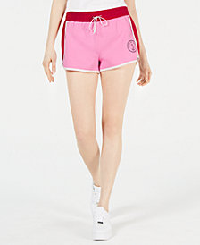 Juicy Couture Colorblocked Drawstring Shorts