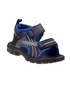 Rugged Bear's Every Step Open Toe & Strappy Sandals