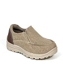 Alvin Lightweight Breathable Sneaker Bottom Dress Casual Slip-On (Little Kid/Big Kid)
