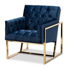 Milano Lounge Chair, Quick Ship