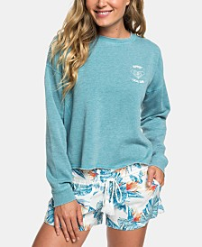 Roxy Juniors' Dream Believer Fleece Sweatshirt