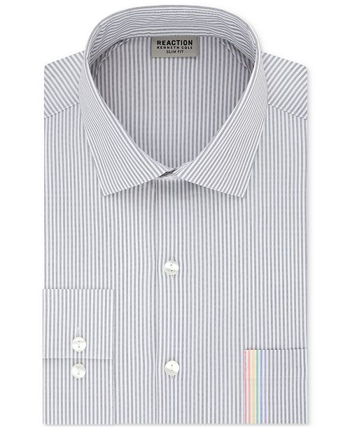 Kenneth Cole Reaction Men's Slim-Fit Shirt