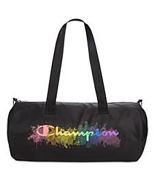 Men's Logo Duffel Bag