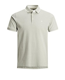 Jack & Jones Men's Classic Pique Polo