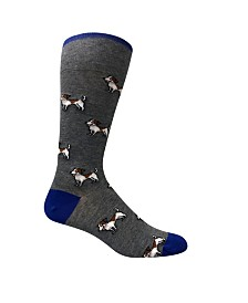 Love Sock Company Men's Casual Socks - Dogs