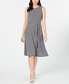 Printed Midi Dress, Created for Macy's