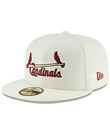 New Era St. Louis Cardinals Vintage World Series Patch 59FIFTY Cap