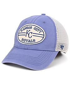 Kansas City Royals Hudson Patch Trucker MVP Cap