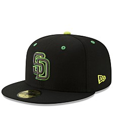 New Era San Diego Padres Night Moves 59FIFTY Fitted Cap