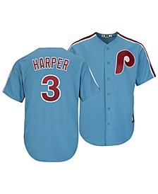Men's Bryce Harper Philadelphia Phillies Player Replica Cool Base Jersey